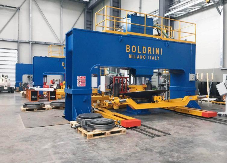 Boldrini_Hydraulic_Press